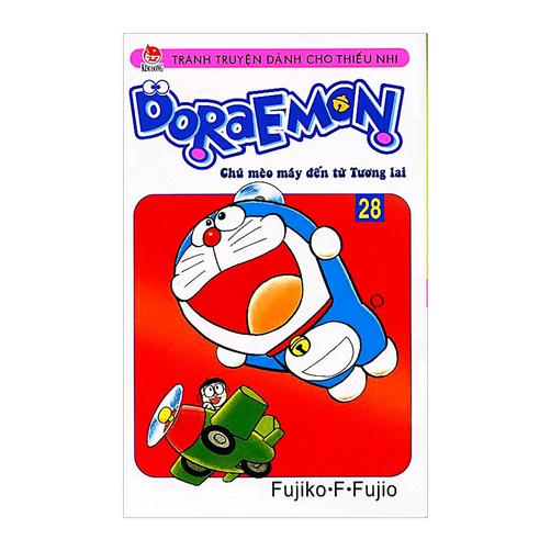 Doraemon – Chú Mèo Máy Đến Từ Tương Lai (Tập 28)