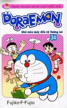 Doraemon – Chú Mèo Máy Đến Từ Tương Lai (Tập 34)
