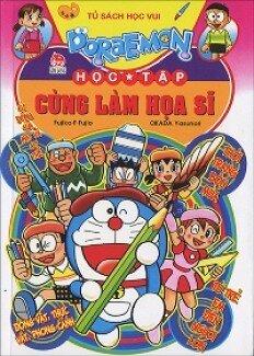 Doraemon Học Tập - Cùng Làm Họa Sĩ