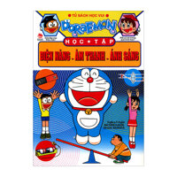 Doraemon Học Tập Điện Năng Âm Thanh Ánh Sáng