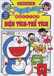 Doraemon Học Tập - Diện Tích - Thể Tích