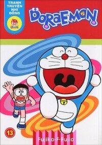Doraemon nhi đồng - tập 13