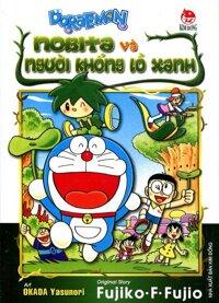 Doraemon Nobita Và Người Khổng Lồ Xanh