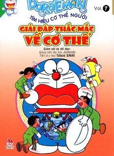 Doraemon Tìm Hiểu Cơ Thể Người - Giải Đáp Thắc Mắc Về Cơ Thể Người