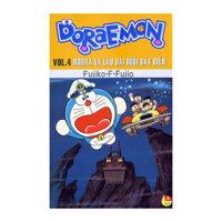 Doraemon tranh truyện màu (bộ 11 tập) - Tập 5 - Nobita và lâu đài dưới đáy biển