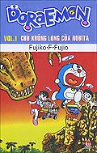 Doraemon - Truyện Dài - Tập 1 - Chú Khủng Long Của Nobita