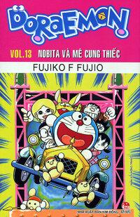 Doraemon truyện dài - Tập 13 - Nobita và mê cung thiếc