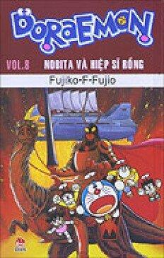 Doraemon - Truyện Dài - Tập 8 - Nobita Và Hiệp Sĩ Rồng