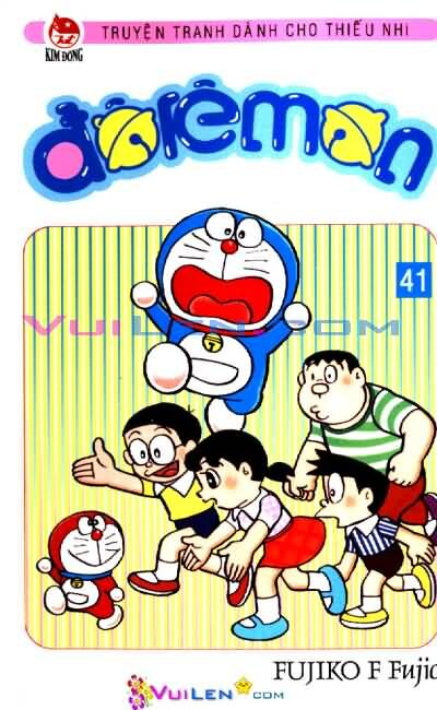 Doraemon truyện ngắn - Tập 41