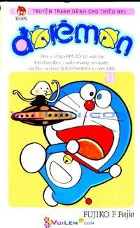 Doraemon truyện ngắn -  tập 13