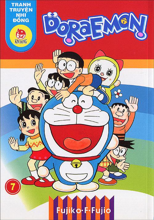 Doraemon Truyện Tranh Nhi Đồng - Tập 7 - Fujiko.F.Fujio