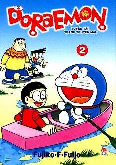 Doraemon - Tuyển Tập Tranh Truyện Màu - Tập 2 - Tác giả Fujiko-F-Fujio