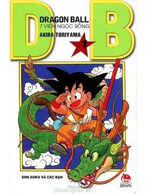 Dragon Ball - 7 Viên Ngọc Rồng - Tập 7