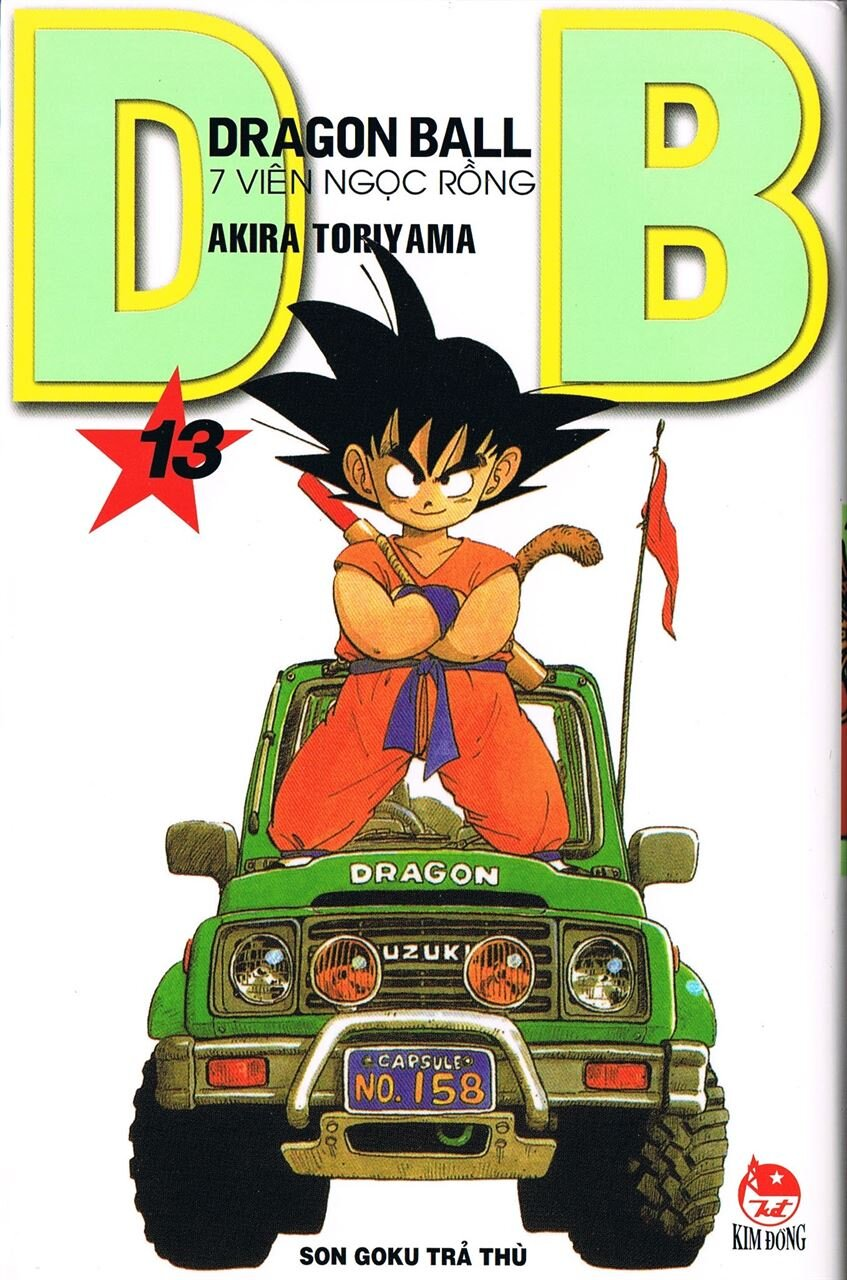 Dragon Ball - Tập 13
