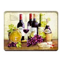 Khay họa tiết rượu vang Nuova 45 x 31 cm