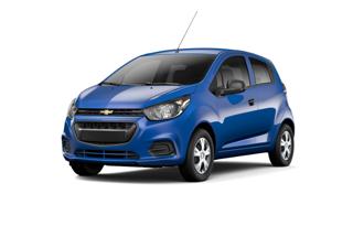 Chevrolet Spark Duo Van