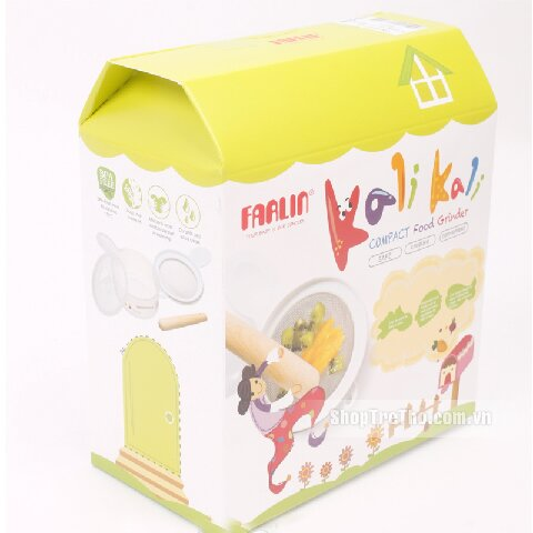 Dụng cụ chế biến thức ăn cho bé Farlin PER241 (PER-241)