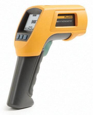 Dụng cụ đo nhiệt độ bằng tia hồng ngoại Fluke 566