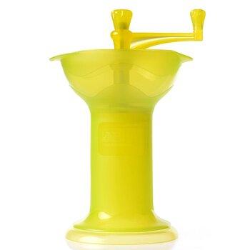 Dụng cụ nghiền thức ăn bằng tay màu chanh-160465LI