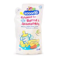 Dung dịch làm sạch đồ dùng Kodomo gói 700ml