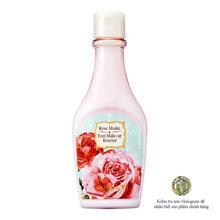 Dung dịch tẩy trang mắt và môi Skinfood Rose Shake Point Make-up Remover 160ml