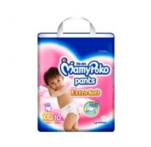 Tã quần MamyPoko Girls size XXL 10 miếng (trẻ từ 15 - 25kg)