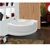 Bồn tắm Euroca EU4-1300 - Bồn xây (Acrylic, crystal, galxy)