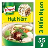 Hạt nêm 3 Nấm Ngon Knorr gói 55g