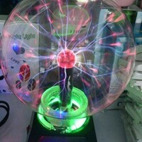 Đèn cầu Plasma cảm ứng âm thanh