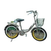 Xe đạp trẻ em 20MILU-INOX Nữ