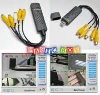 USB ghi hình 4in1