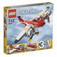 Đồ chơi LEGO 7292- xếp hình 3 trong 1 Propeller Adventures