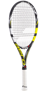 Vợt tennis Babolat AeroPro Drive Junior 26 GT STRUNG 140123-142