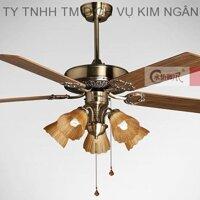 Quạt trần có đèn Mountain Air 52YFA-1010(N)