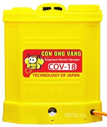 Bình phun thuốc con ong vàng COV 18