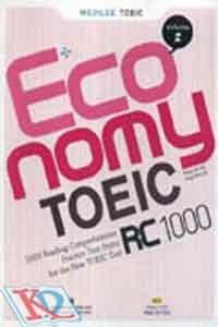 Economy Toeic RC 1000 (Volume 2)
