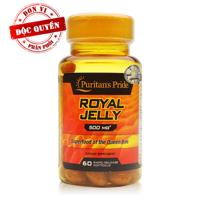 Viên uống sữa ong chúa Puritan's Pride Royal Jelly 500mg 60 viên