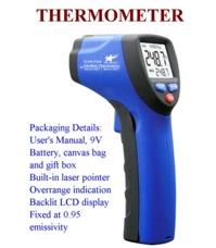 Máy đo nhiệt độ hồng ngoại TCVN-IT550