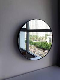 Gương tròn trang trí Optima 60cm