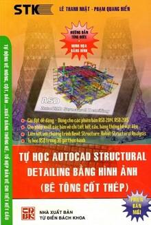 Tự Học Autocad Structural Detailing Bằng Hình Ảnh - Bê Tông Cốt Thép ...