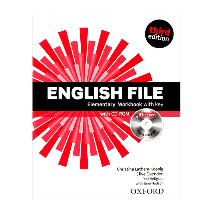 English File: Elementary – Workbook With Key And iChecker