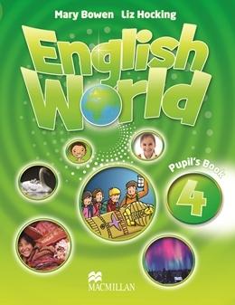 English World 4 – Pupil Book
