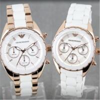Đồng hồ đôi Armani AR5942 và AR5945