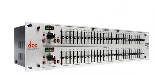 Equalizer DBX 231S