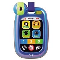Đồ chơi treo xe đẩy Toyroyal Smartphone xanh 4023