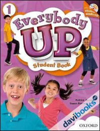 Everybody Up 1: Student Book With AudCD Pack