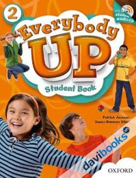 Everybody Up 2: Student Book With AudCD Pack
