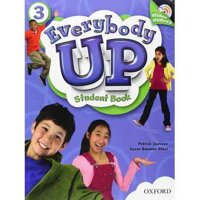 Everybody Up 3: Student Book With Audio CD Pack
