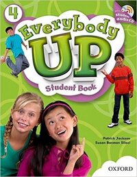 Everybody Up 4 - Student Book With Audio