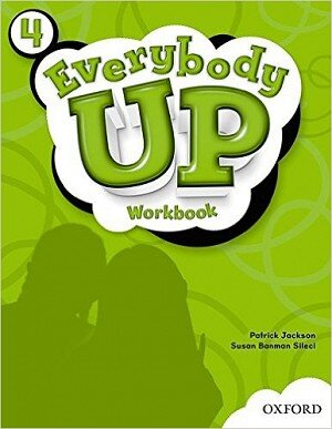Everybody Up 4 - Workbook - Paperback